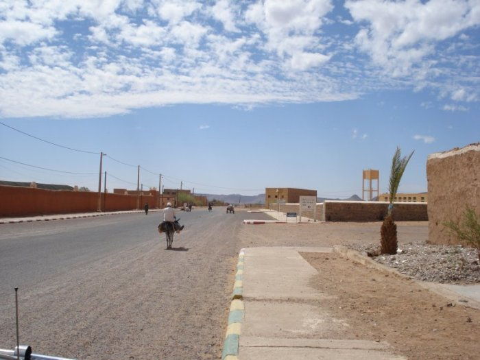 Marokko -
