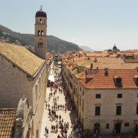 De transformatie van Dubrovnik