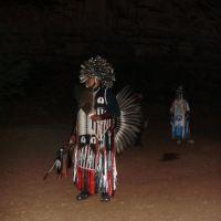 Slapen bij de Navajo